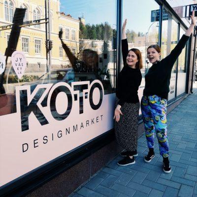 Vaatelainaamo Vaatepuu Jyväskylään syksyllä 2019